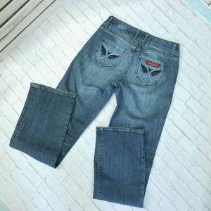 SASSON  ny paris Ooh La La Bootcut Boogie Jeans